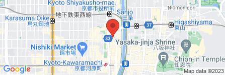 地図 ひいらぎ亭