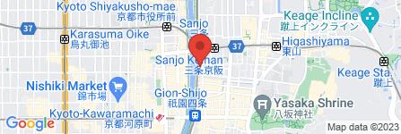 地図 京阪電鉄不動産株式会社ハウジングプラザ京都営業所