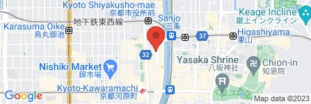 地図 ZAZA PUB