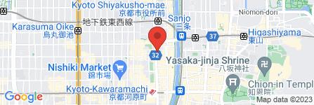 地図 三條サクラヤ写真機店