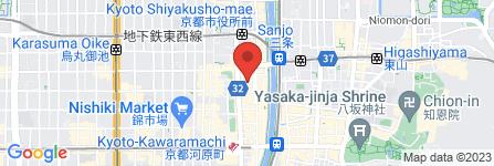 地図 やる気 河原町店