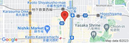 地図 割烹 日吉野