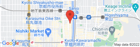 地図 川崎BAR