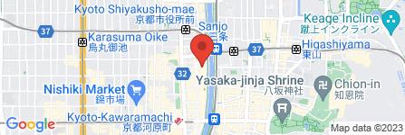 地図 Bar Fern