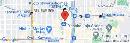 地図 キョウトホーム