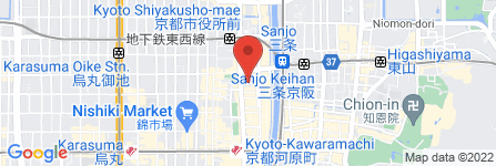 地図 CAFÉ & BAR  ABC