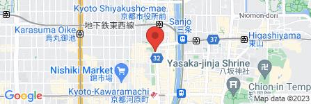 地図 丸亀製麺