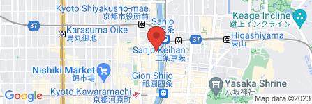 地図 有喜屋 本店