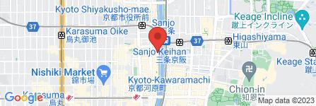 地図 Bar 2Door