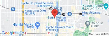 地図 青龍ラーメン