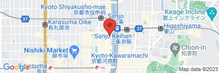 地図 魚棚 ふみ文
