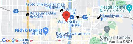 地図 SUMIKA すみ家 三条店