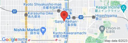 地図 SAUSU