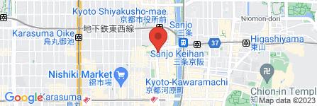 地図 伝説のすた丼屋