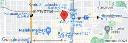 地図 サーモンキング