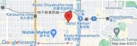 地図 からふね屋珈琲本店