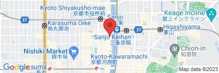 地図 珈琲の店 吉田屋