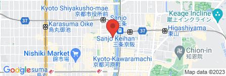 地図 田中紫煙堂