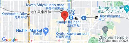 地図 Bar TOPS