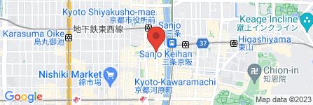 地図 串カツ田中
