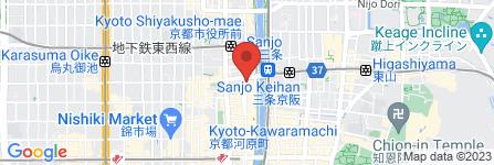 地図 一休