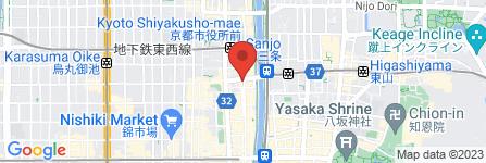 地図 小刀屋忠兵衛
