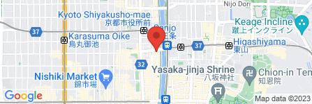 地図 京の音色