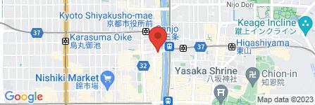 地図 喫茶GABOR