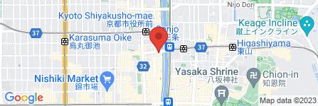地図 風信子亭