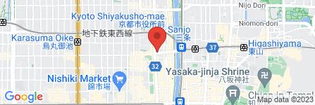 地図 ギャラリー北野