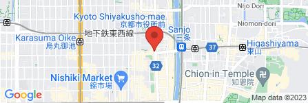 地図 寿司のむさし 三条本店