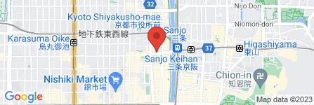 地図 株式会社明治屋三条ストアー