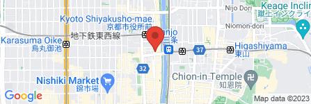 地図 京都 ネーゼ