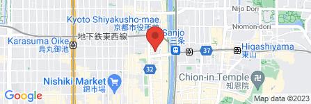 地図 京都山根 平安樓