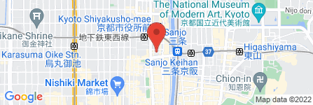 地図 KYOTO SAKE GARDEN
