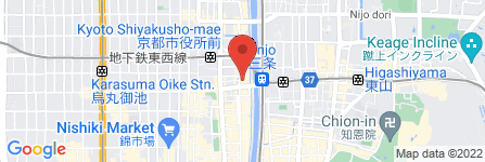 地図 ギャラリー中井