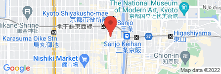 地図 BAR DD