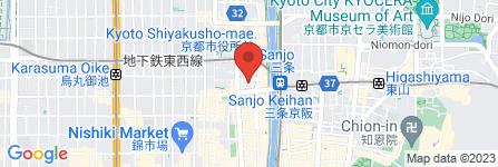 地図 フォアグラ屋
