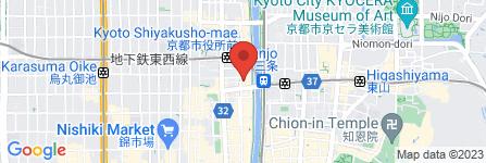 地図 本家月餅屋