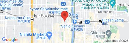 地図 TAM 三条