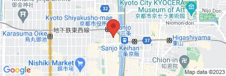 地図 京都イタリアン 縁enishi