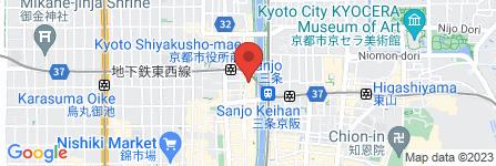 地図 ネイルサロン S.NAIL