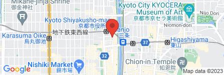 地図 ホテル マリオン