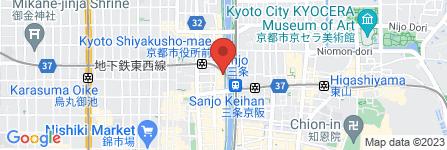 地図 懐石 櫻
