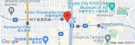 地図 日本酒BAR あさくら