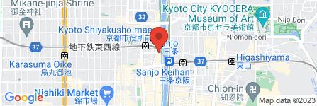 地図 アジアンエレメンツ