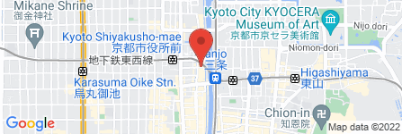 地図 三条 倖 ~こう~