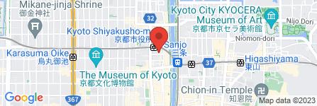 地図 美容室ノア