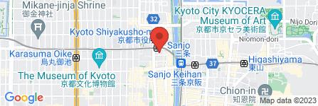 地図 ホテルピーチパイ