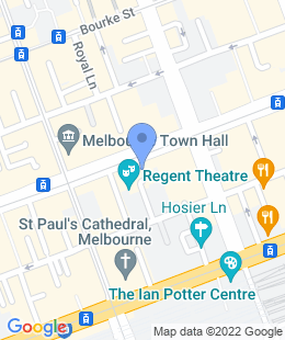 MELBOURNE DENTISTRY location